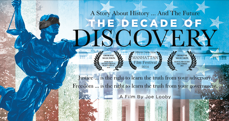 Decade of Discovery film poster
