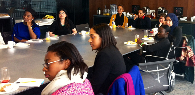 Diversity in journalism event