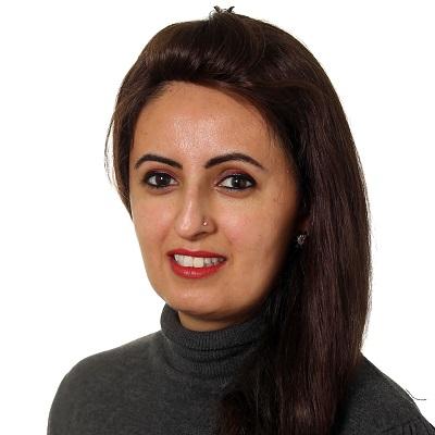 Mrs Sukhvinder Hara