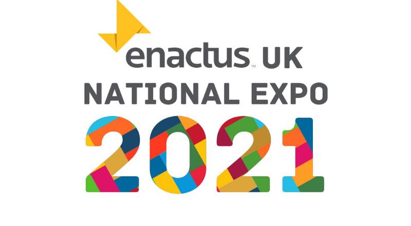 Enactus National Expo 2021 logo