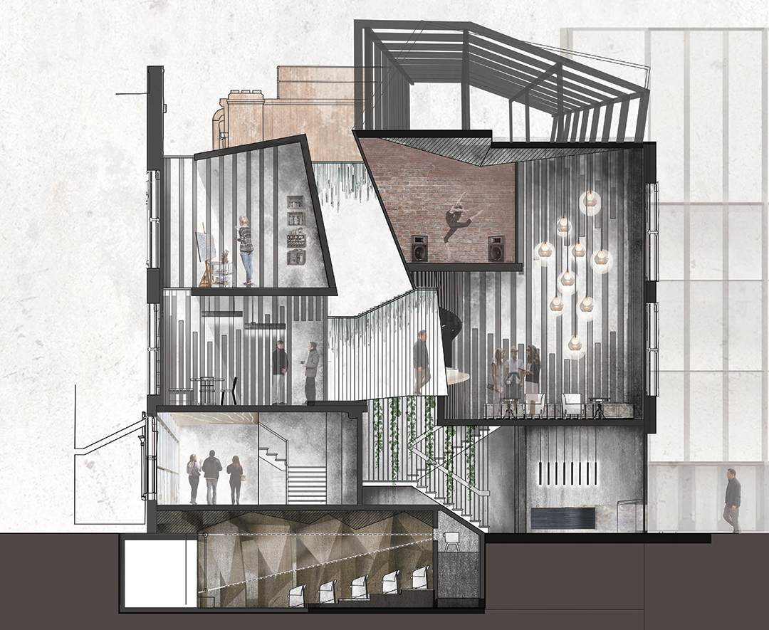 interior architecture ba honours middlesex university london