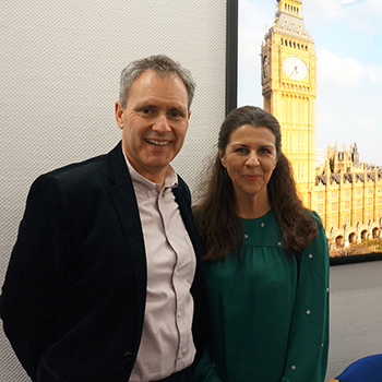 Stephen Syrett and Emma Jones from Enterprise Nation.JPG