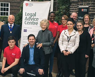 Legal Advice Centre reopens