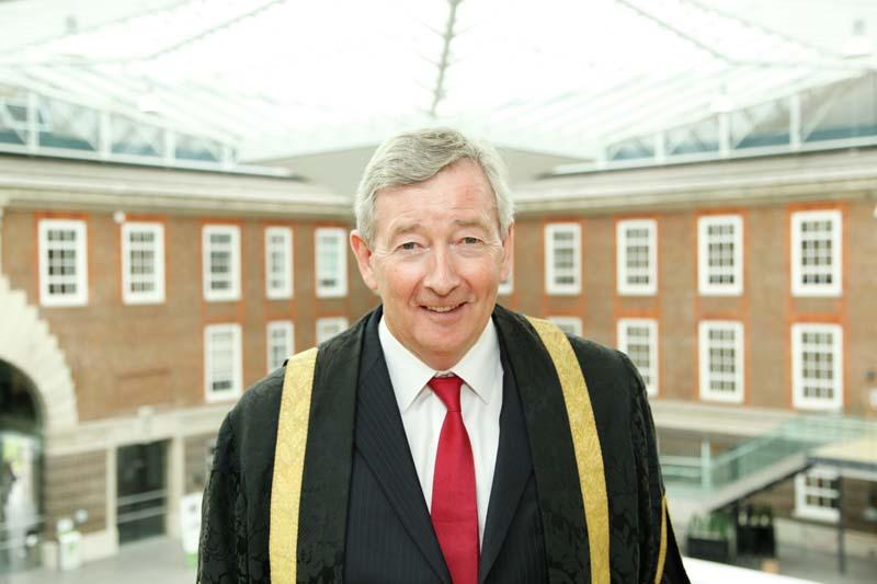 Vice Chancellor Professor Michael Driscoll