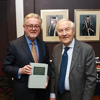 William Schabas and Colin Nicholls