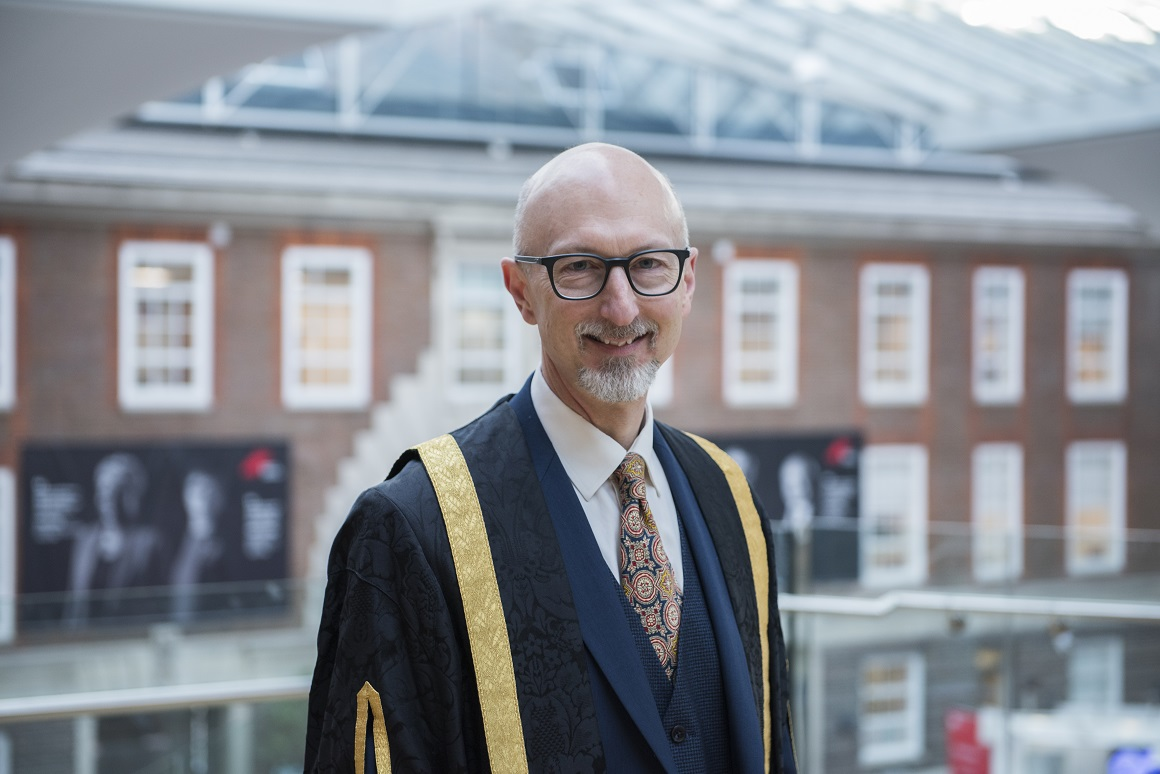 Professor Nic Beech begins role as Middlesex University Vice-Chancellor